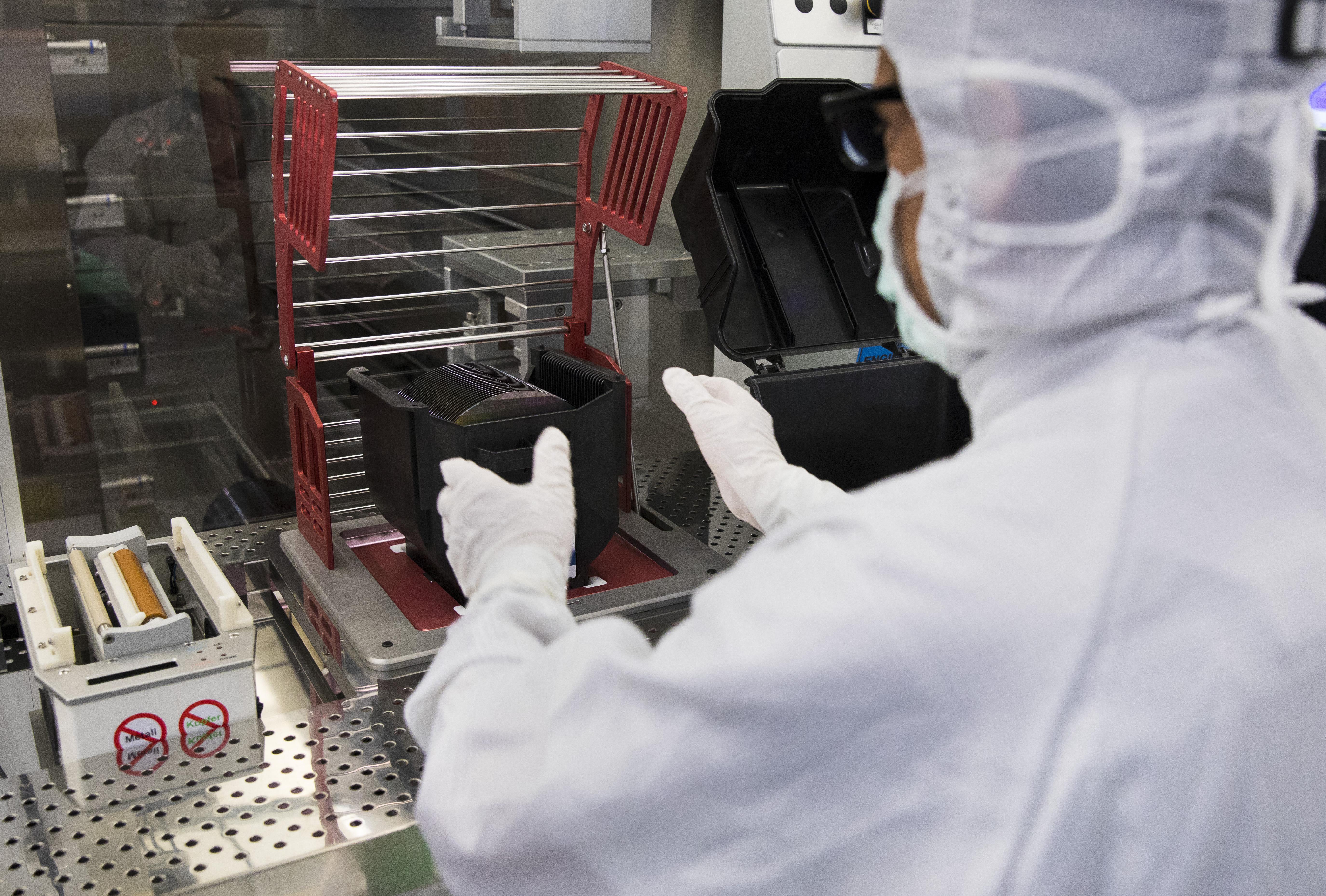 Semiconductor fab