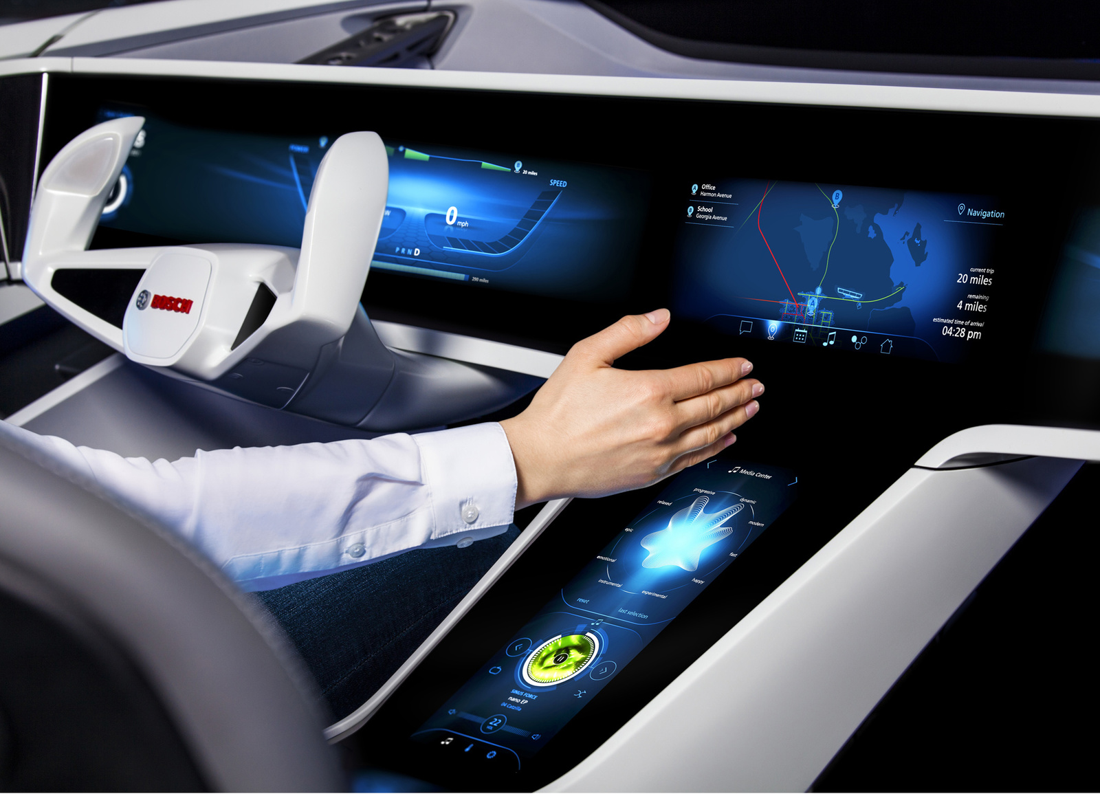 Just a few years from now, cars will be an active part of the internet of things (IoT), able to communicate with other connected modes of transportation, and even with the smart home.