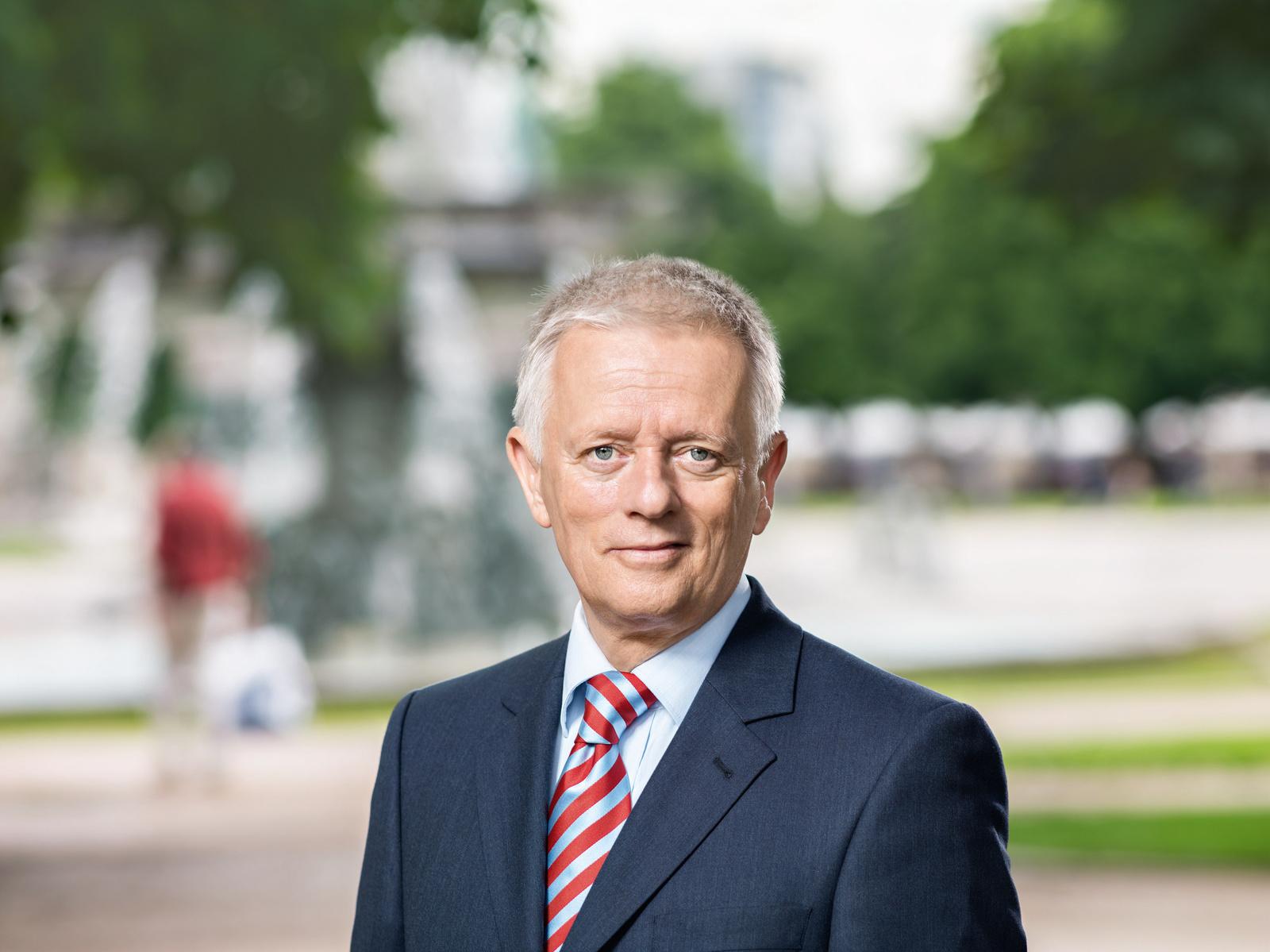 Fritz Kuhn, Oberbürgermeister der Landeshauptstadt Stuttgart