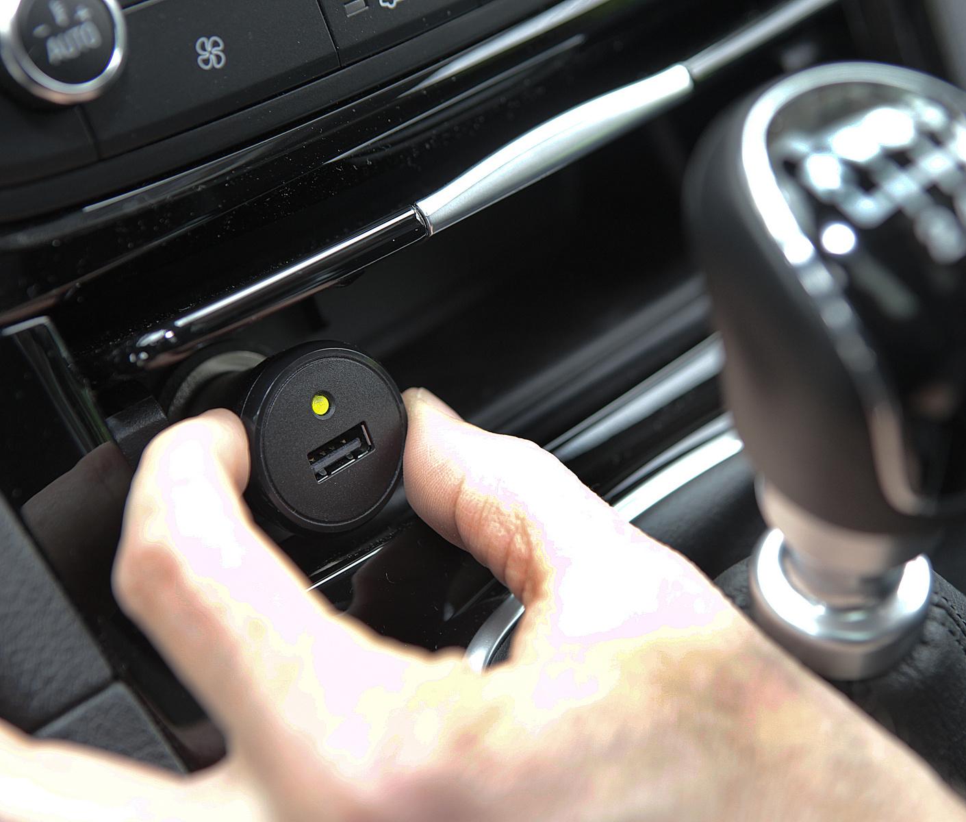 Schutzengel zum Nachrüsten: Bosch-Autoadapter mit Notrufservice eCall