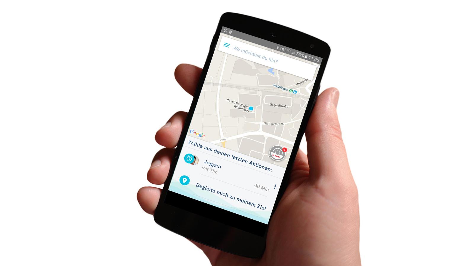 Vivatar – Mit der neuen Begleit-App zusammen alleine unterwegs.