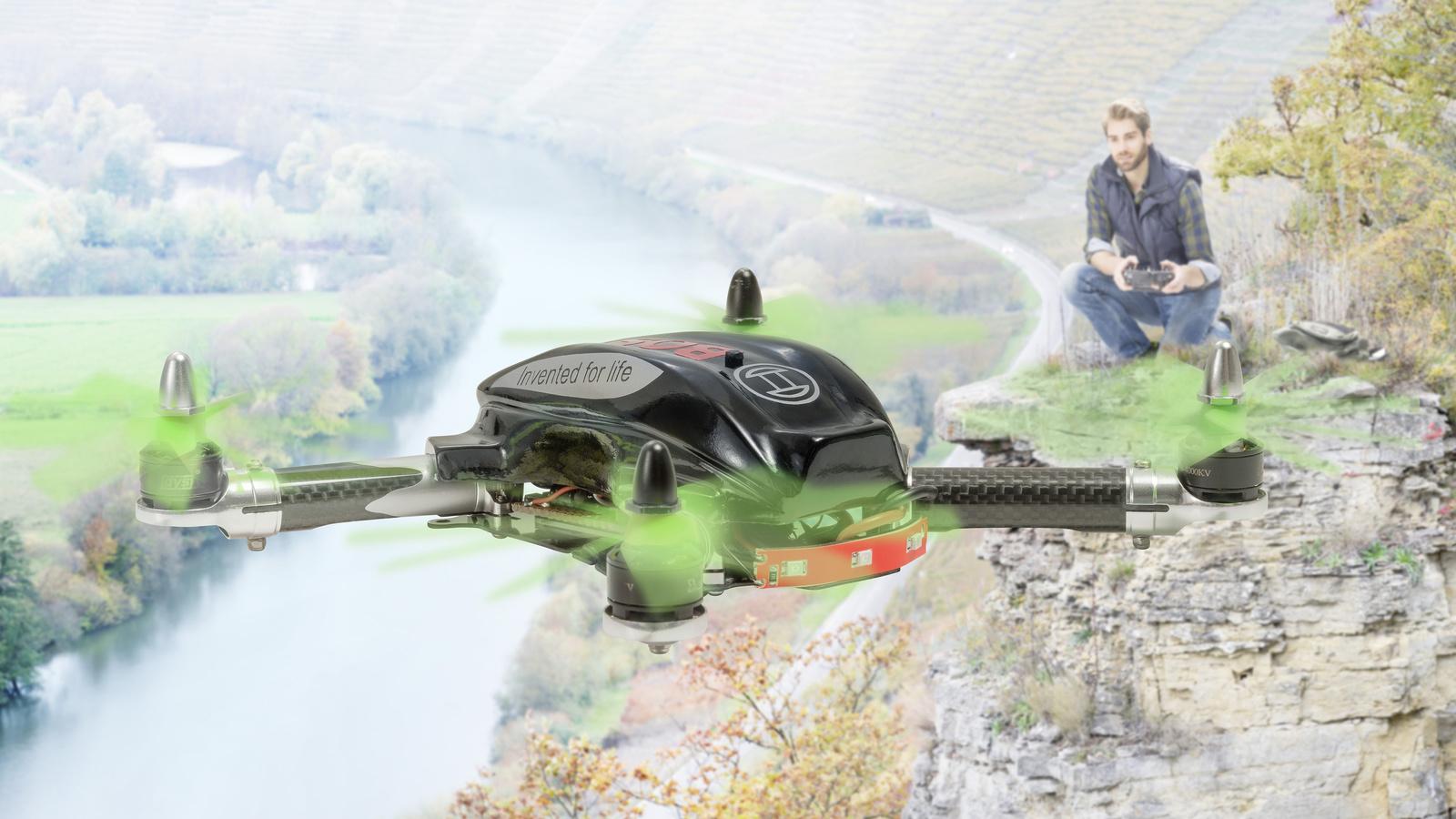 Viele Anwendungsbereiche wie Drohnen und Wearables