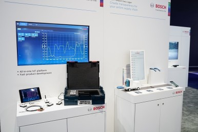 Bosch at CES 2017: Connectivity make everyday life easier and turns things into partners