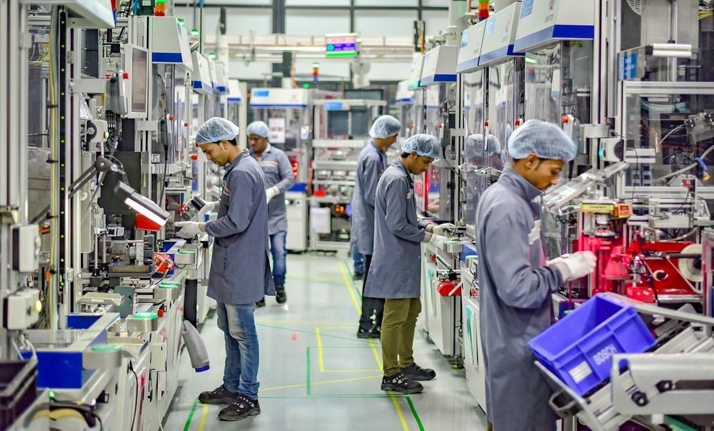 ABS manufacturing at Chakan plant
