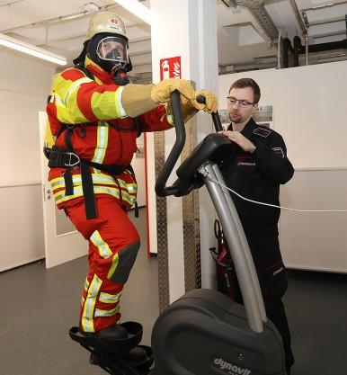 Bosch plant fire service - endurance test