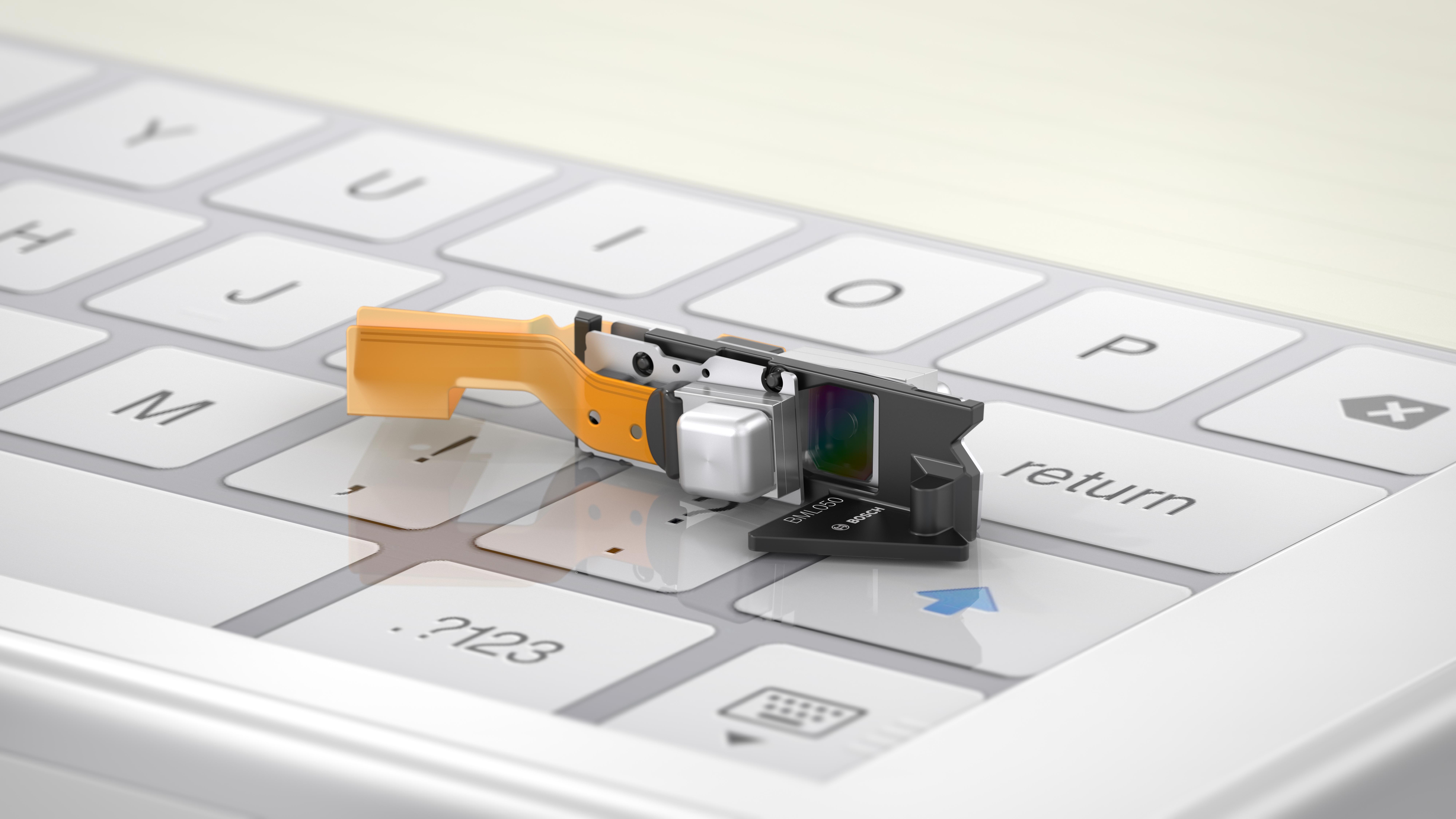 Bosch Sensortec erweitert sein Portfolio um optische Mikrosysteme