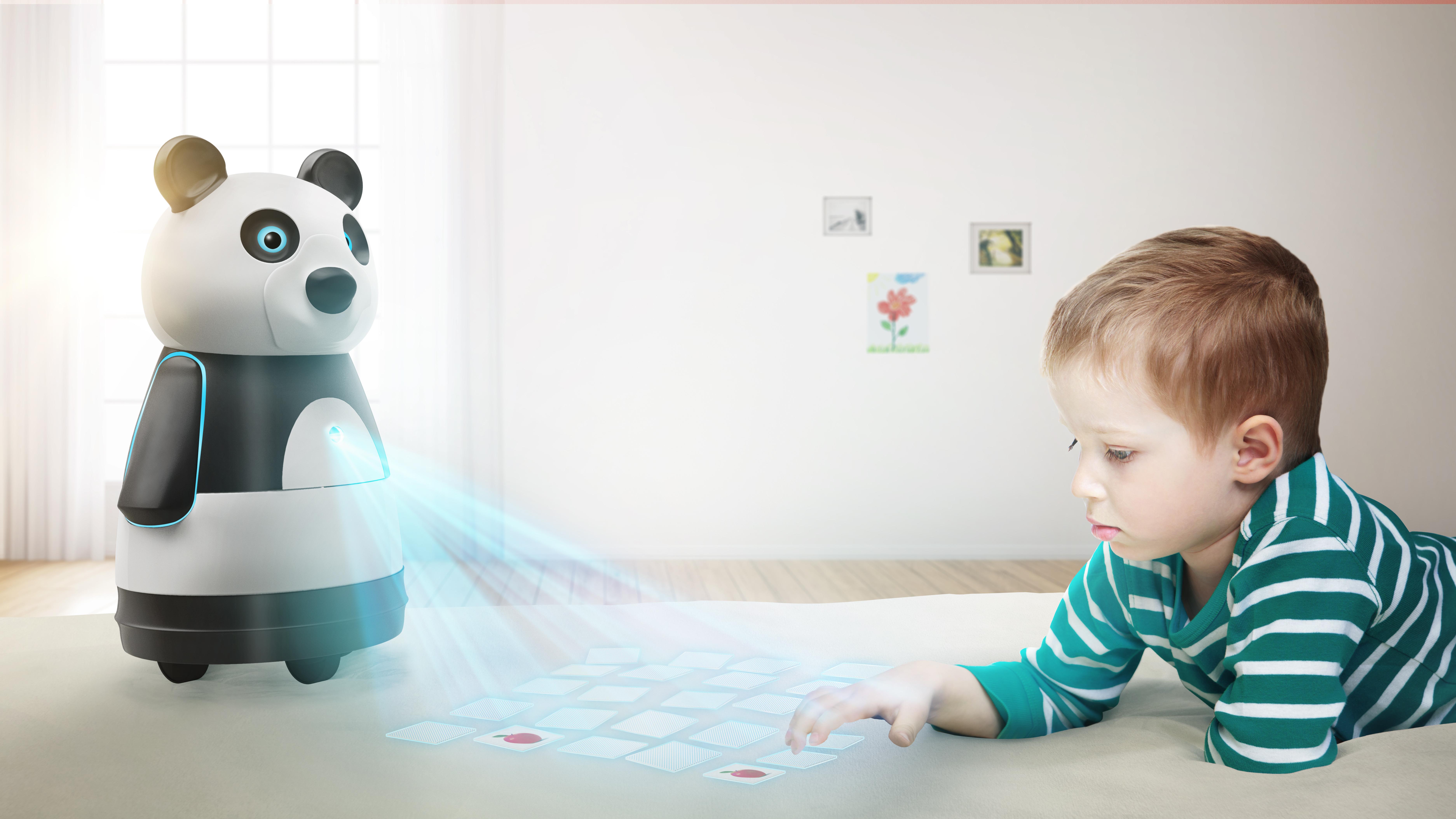 Interaktive Laserprojektion