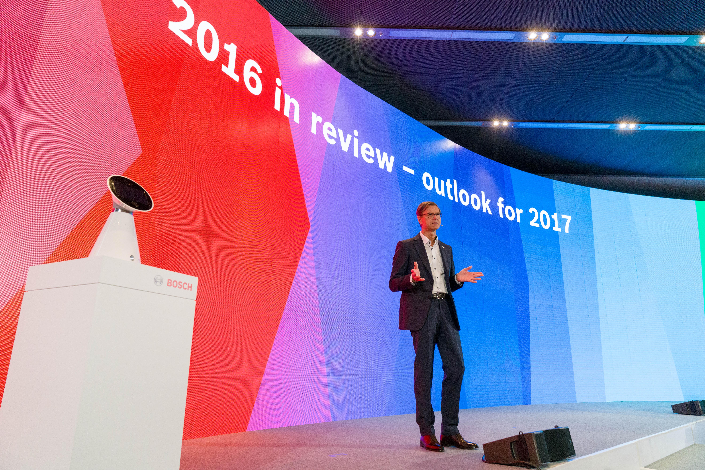 Annual press conference 2017