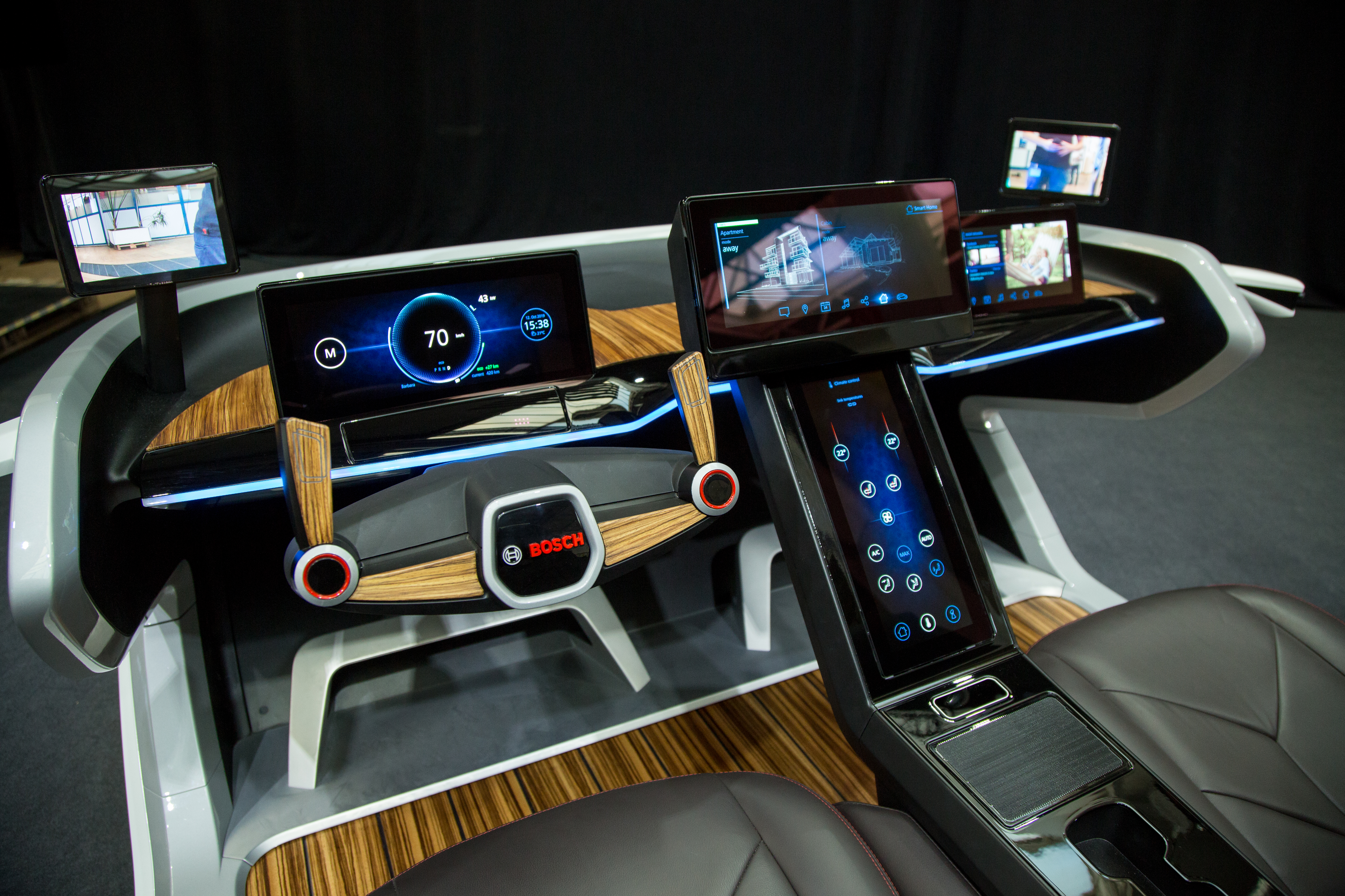 Cars are becoming smart assistants