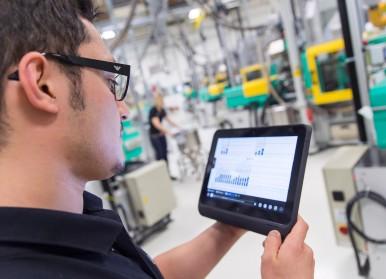 Industry 4.0 at Bosch