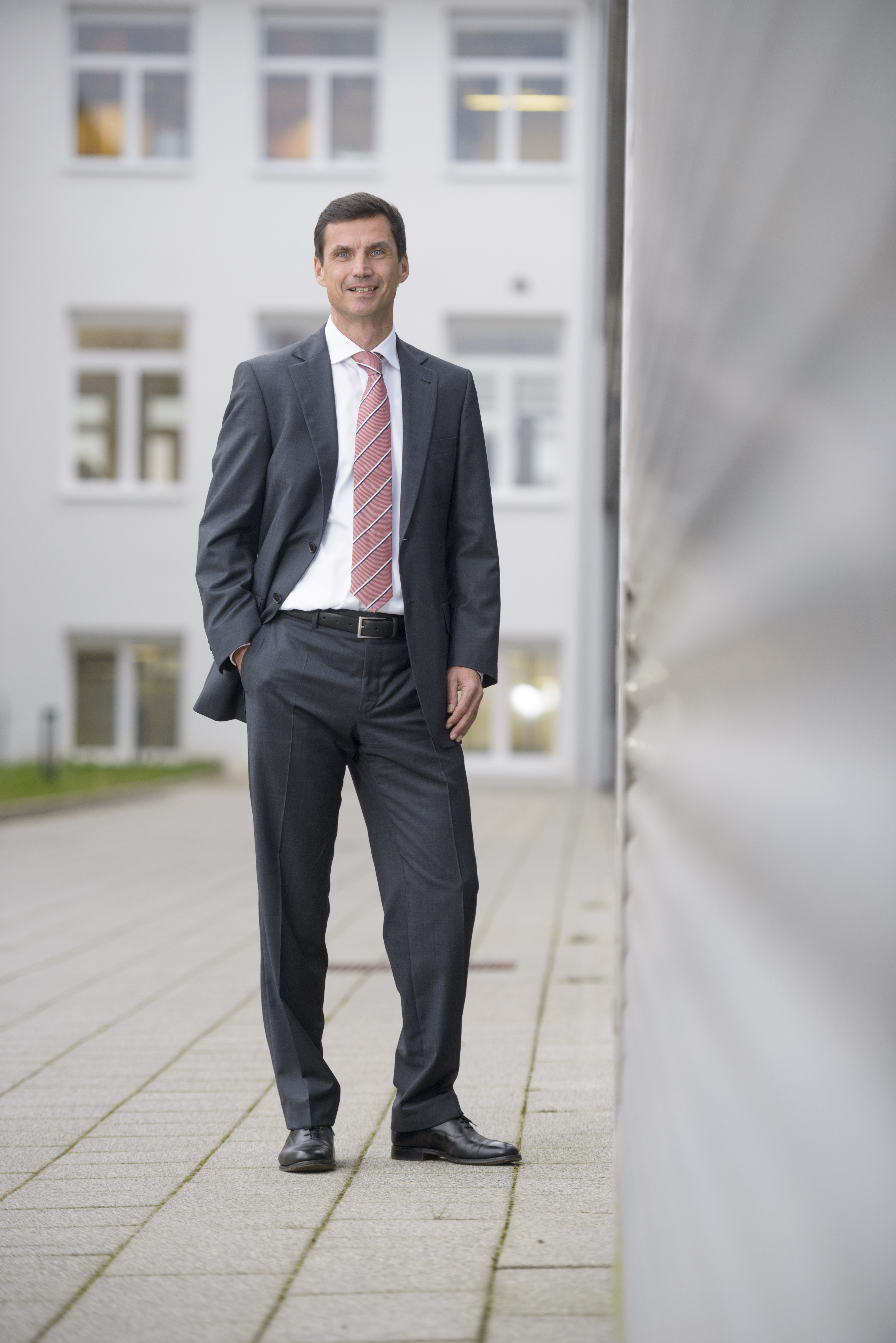 Thomas Bauer, Member of the Board of Management of the Thermotechnology Division