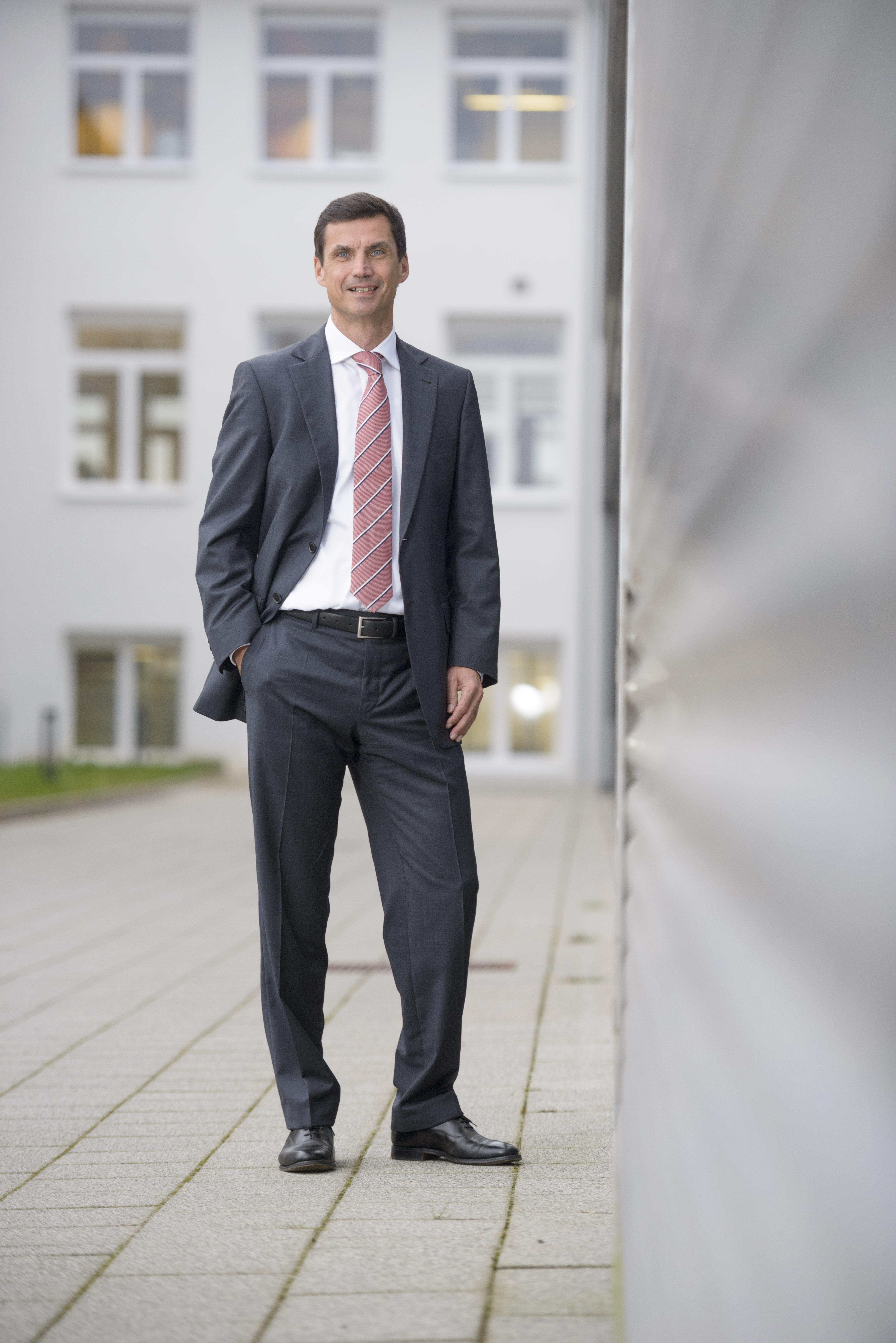 Thomas Bauer, Mitglied des Bereichsvorstands von Bosch Thermotechnik