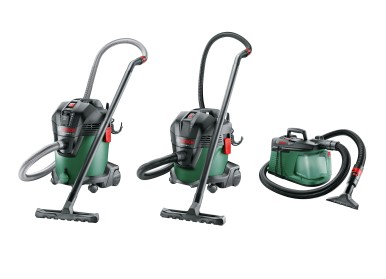 Small, compact and handy: new generation of Bosch vacuum cleaners for DIYers