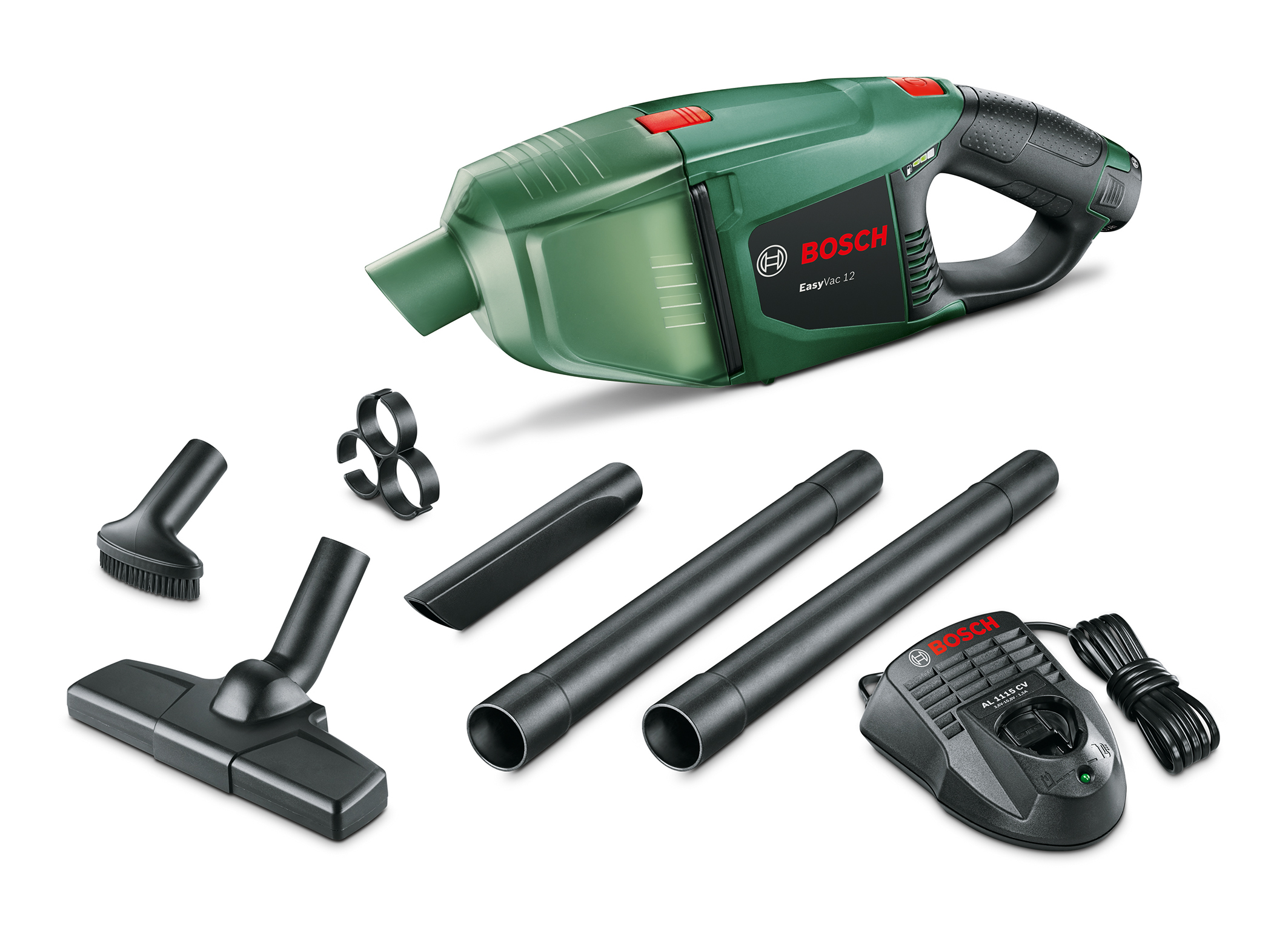 2-in-1 vacuum cleaner that gets everywhere: the EasyVac 12 from Bosch for DIYers