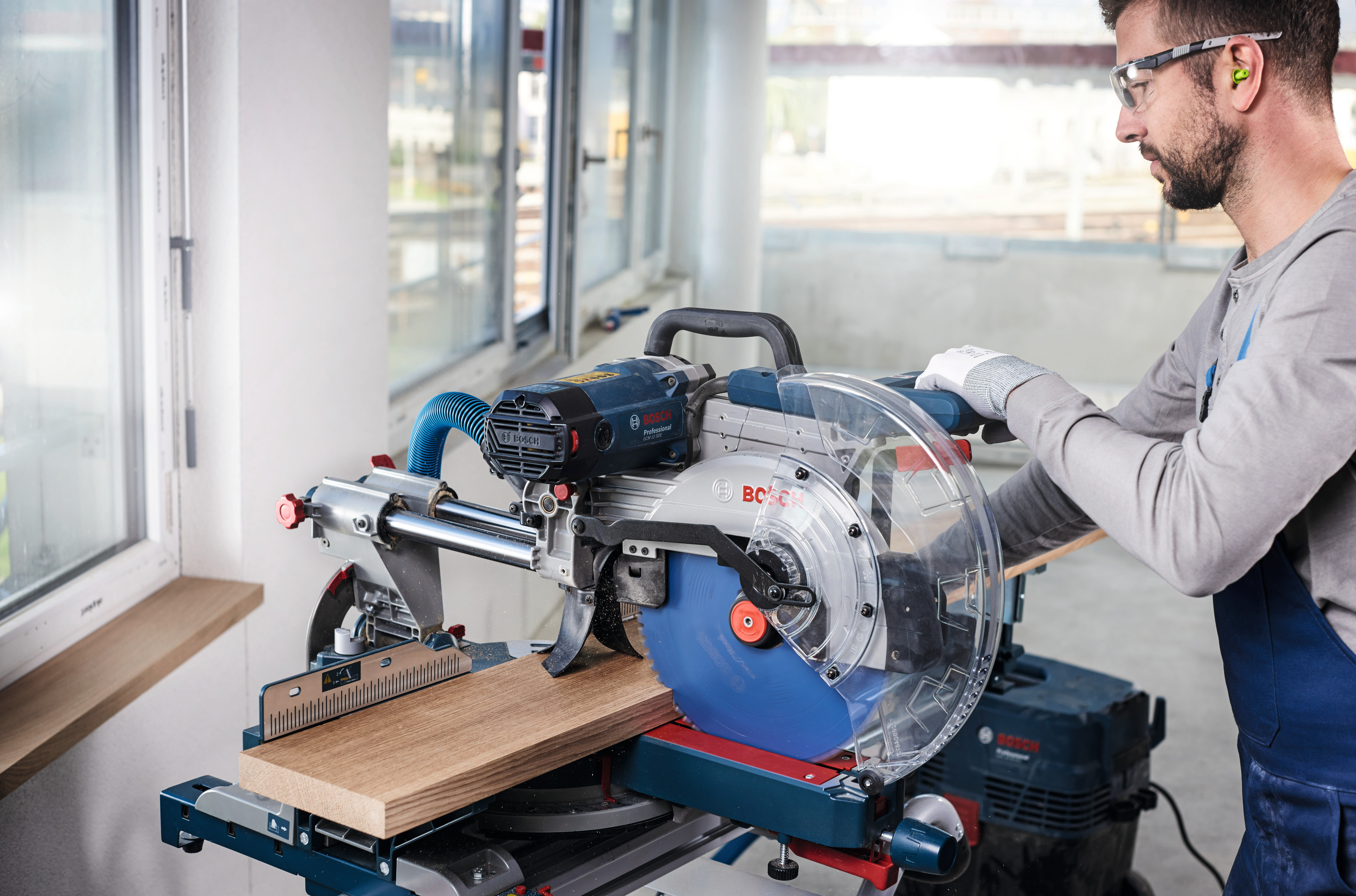 "The right circular saw blade for almost any machine model: Bosch ""Expert for"" circular saw blades for professionals"