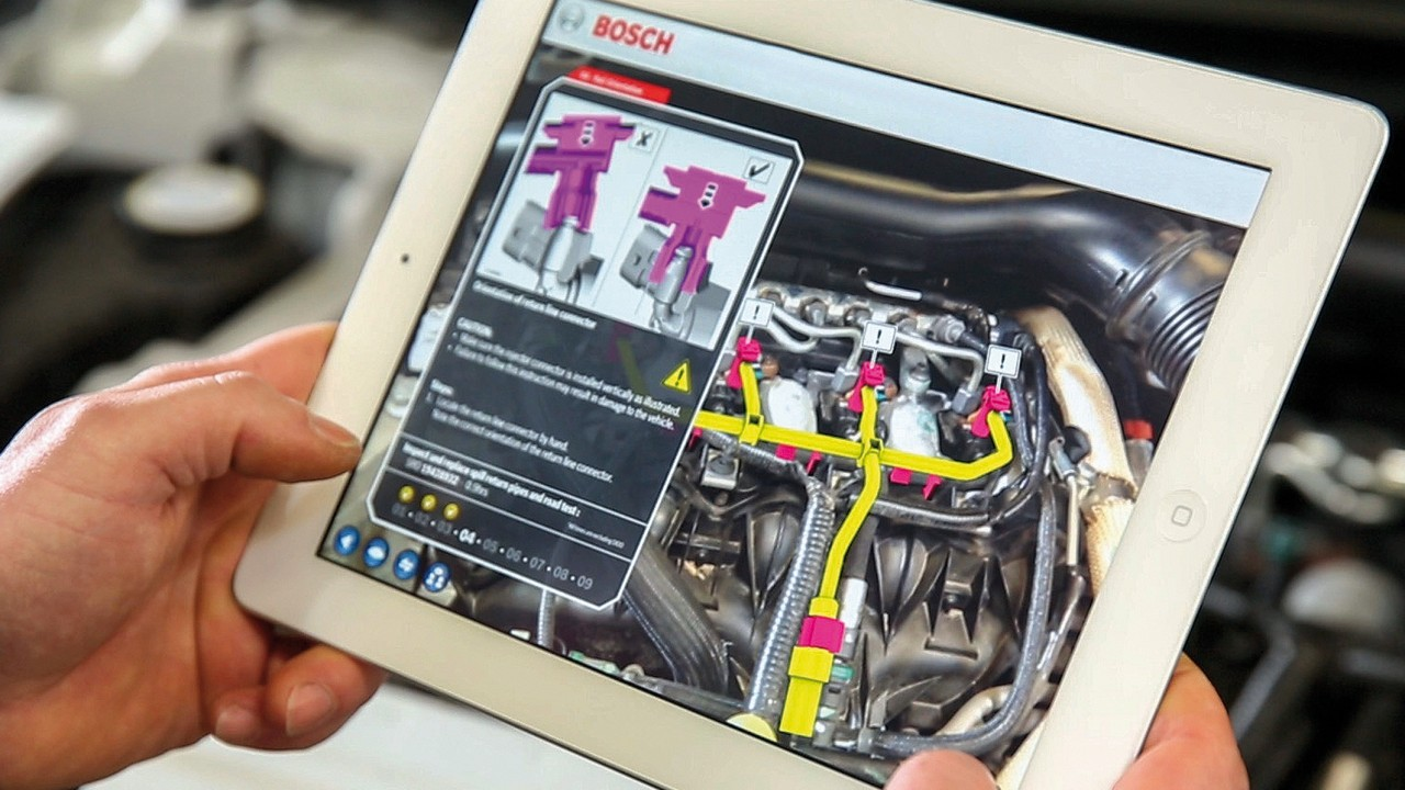 Artificial intelligence: Bosch teaches cars how to learn and take appropriate action