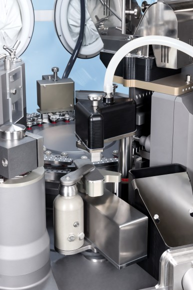 Premiere: Bosch GKF 2600 with integrated weighing station