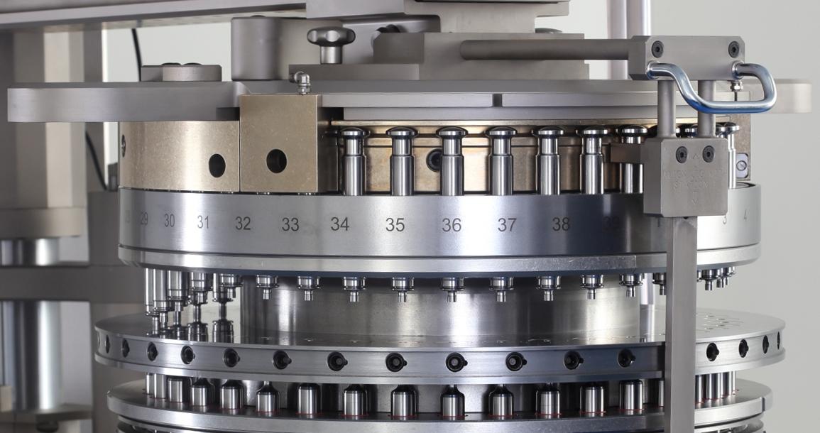 "Erste TPR 500 Tablettenpresse ""made in Germany"""