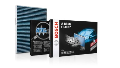Bosch´s cabin filter program – made for all requirements