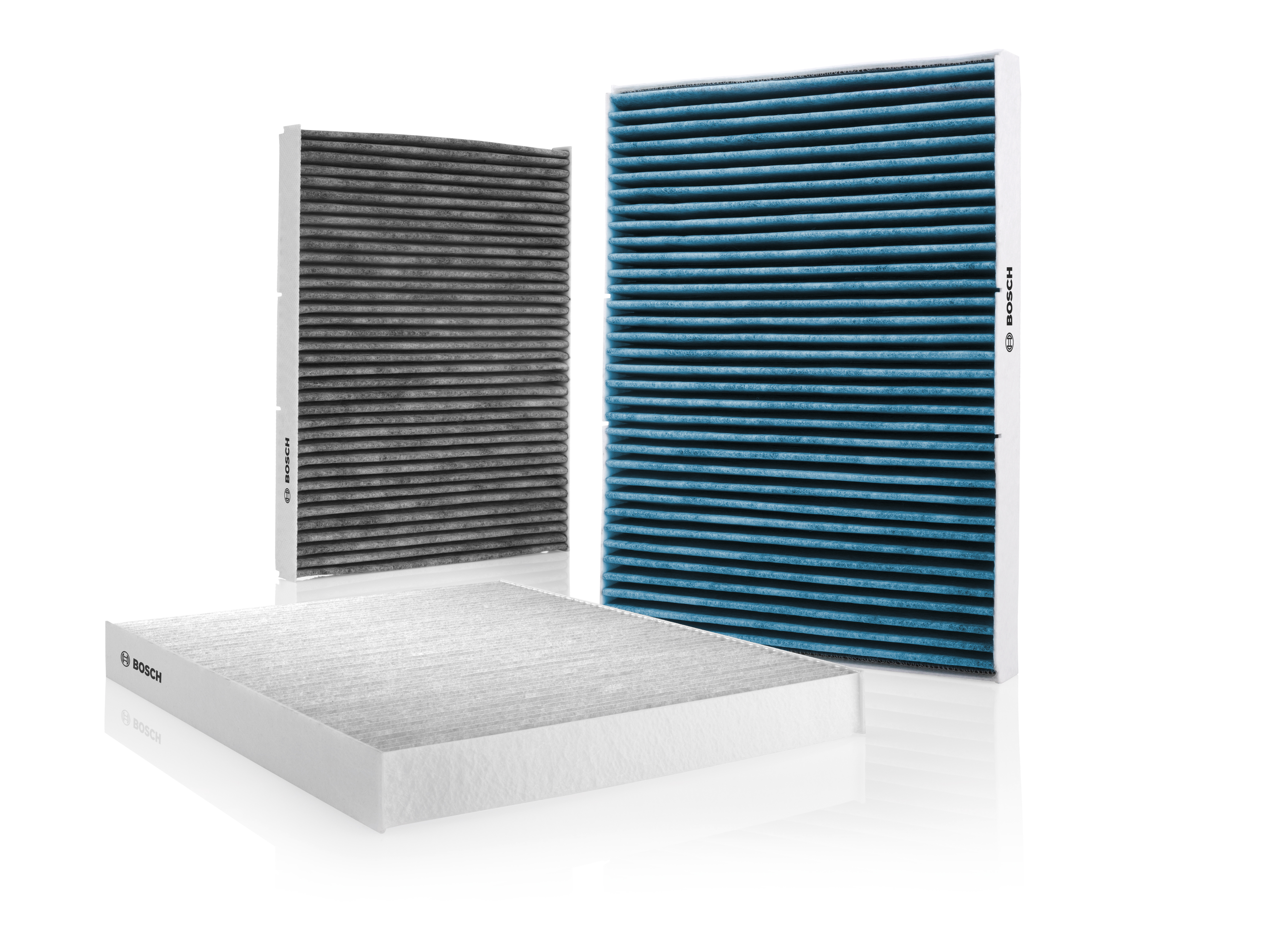 Significant relief for allergy sufferers: The new cabin filter FILTER+ from Bosch