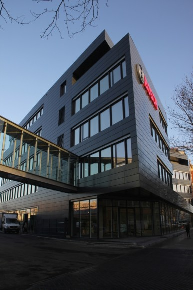 Bosch headquarters in Paris