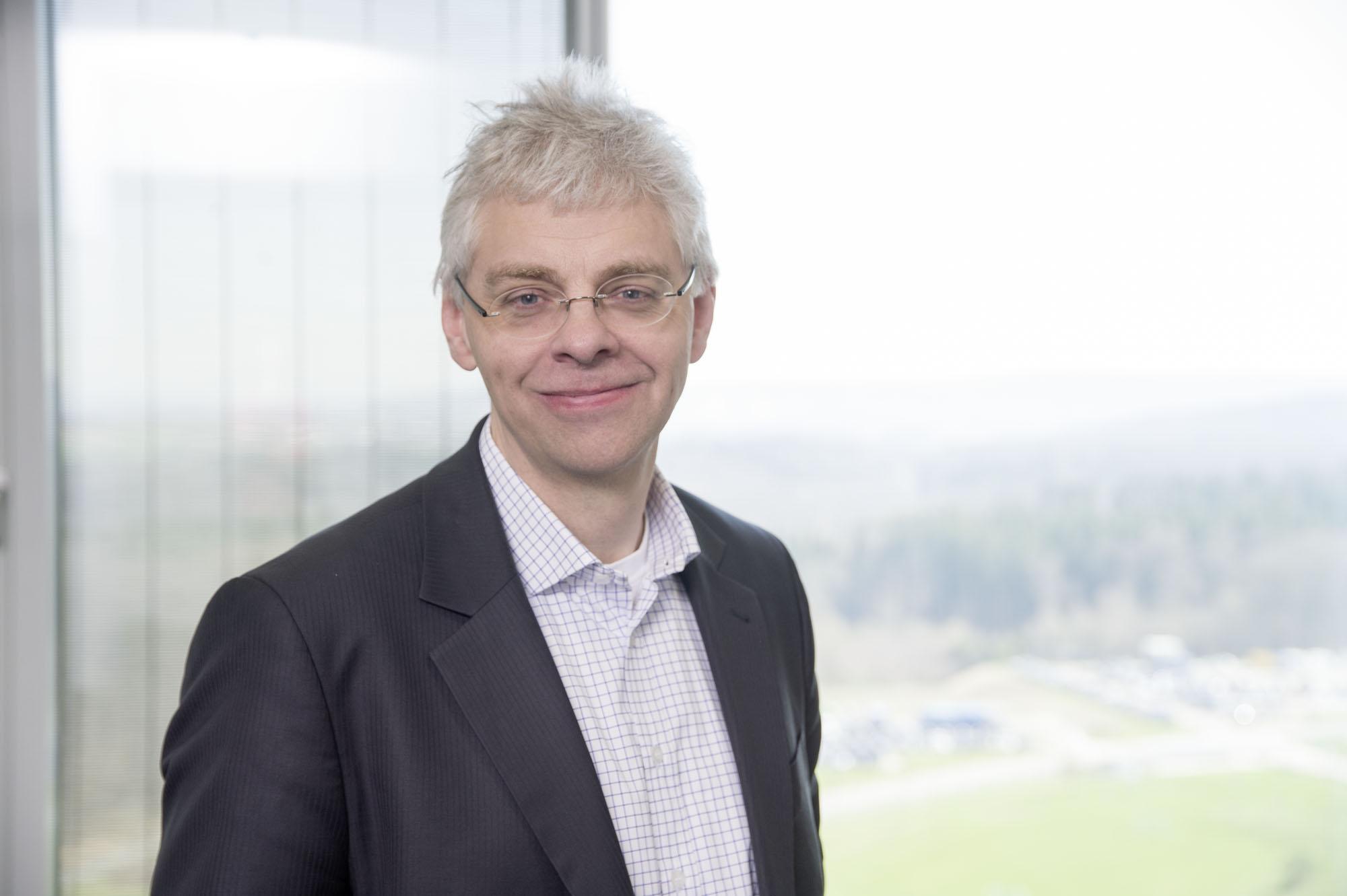 Christoph Peylo - Global Head of Bosch Center for Artificial Intelligence (BCAI)