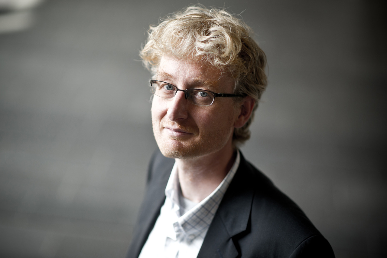 Prof. Dr. Max Welling - Research chair in Machine Learning at the University of Amsterdam