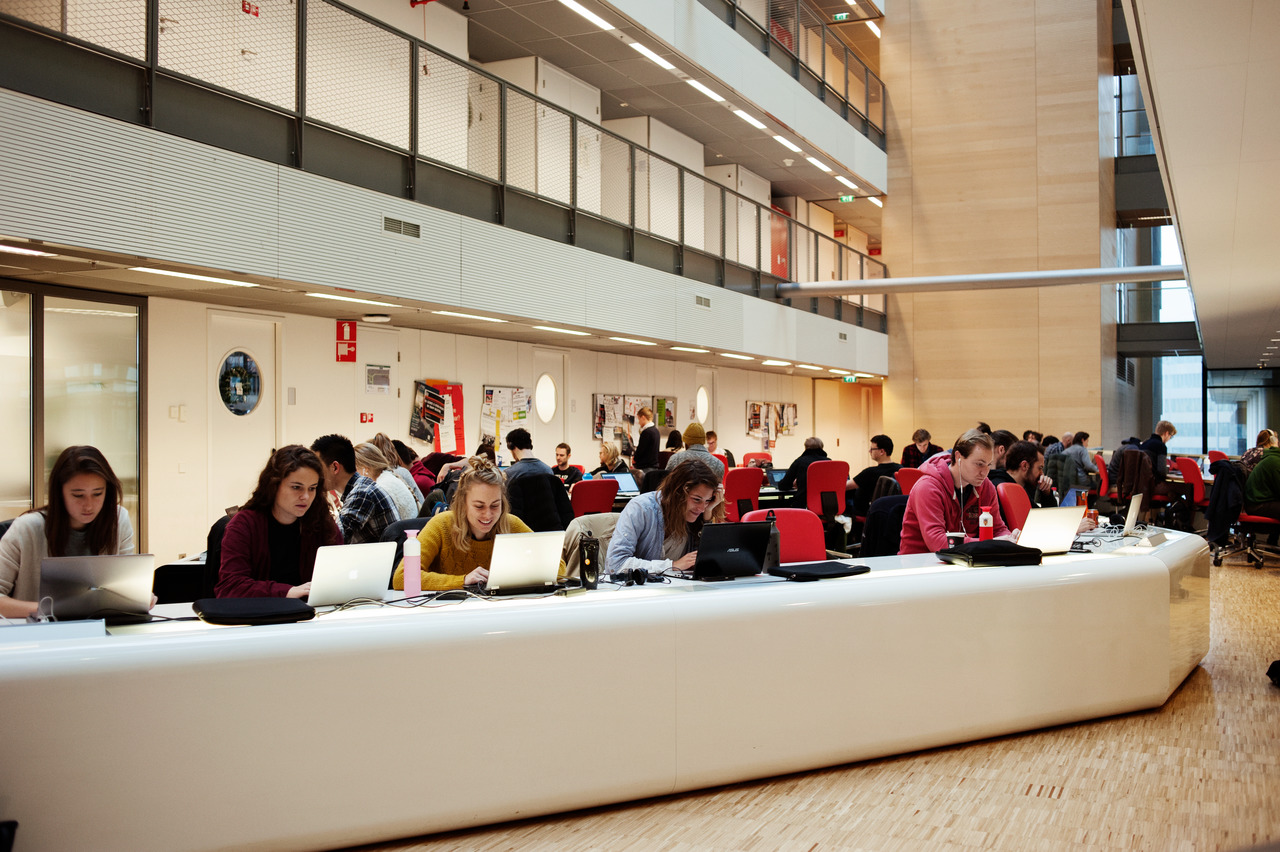 Students of the University of Amsterdam