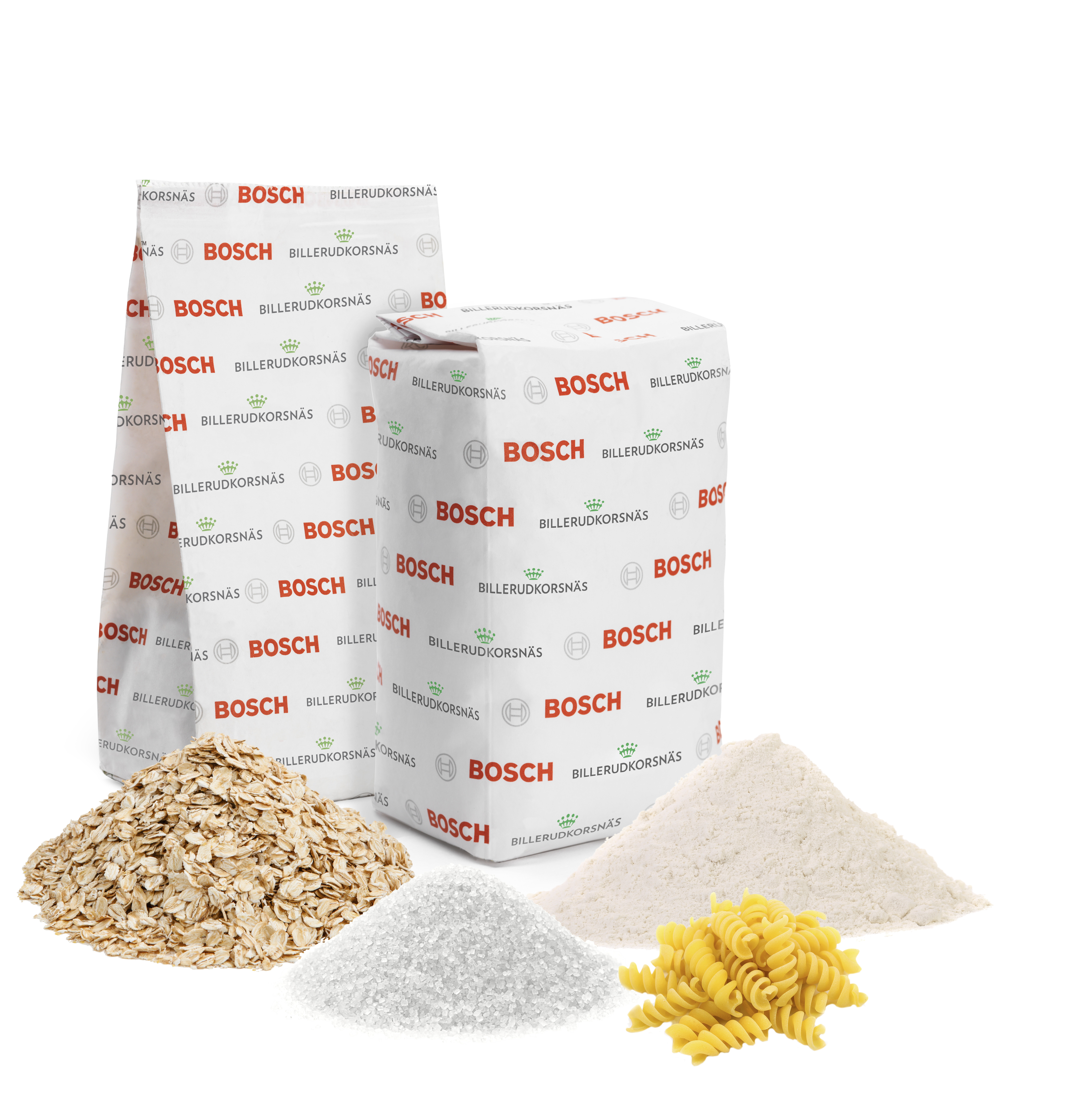 First mono-material paper bags produced on continuous-motion VFFS bagger and mandrel wheel machine