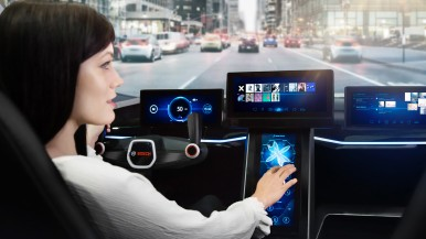 """Just driving"" was yesterday – the personal assistant is tomorrow"