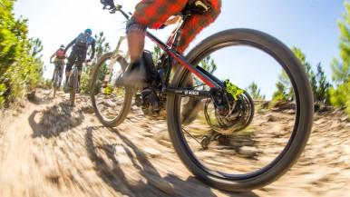 eMountain bikes: Relaxation and Adventure