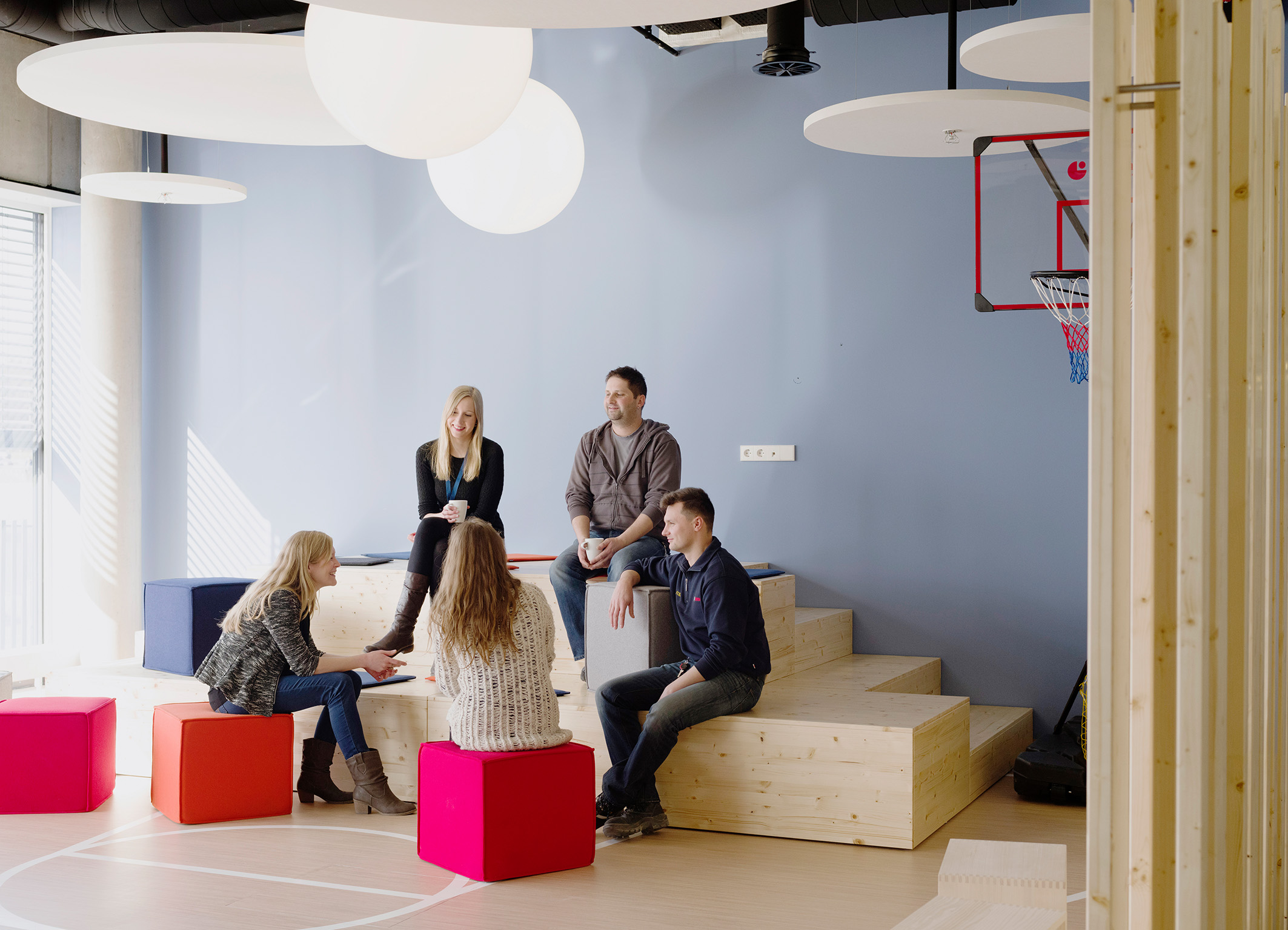 Bosch's Renningen research campus: working environment for researchers
