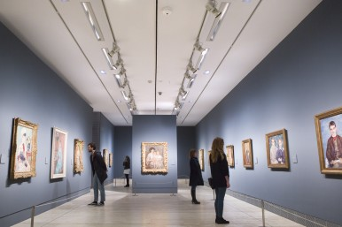 Keeping an eye on Caravaggio: Bosch supports Thyssen-Bornemisza Museum migration from analogue to IP video surveillance