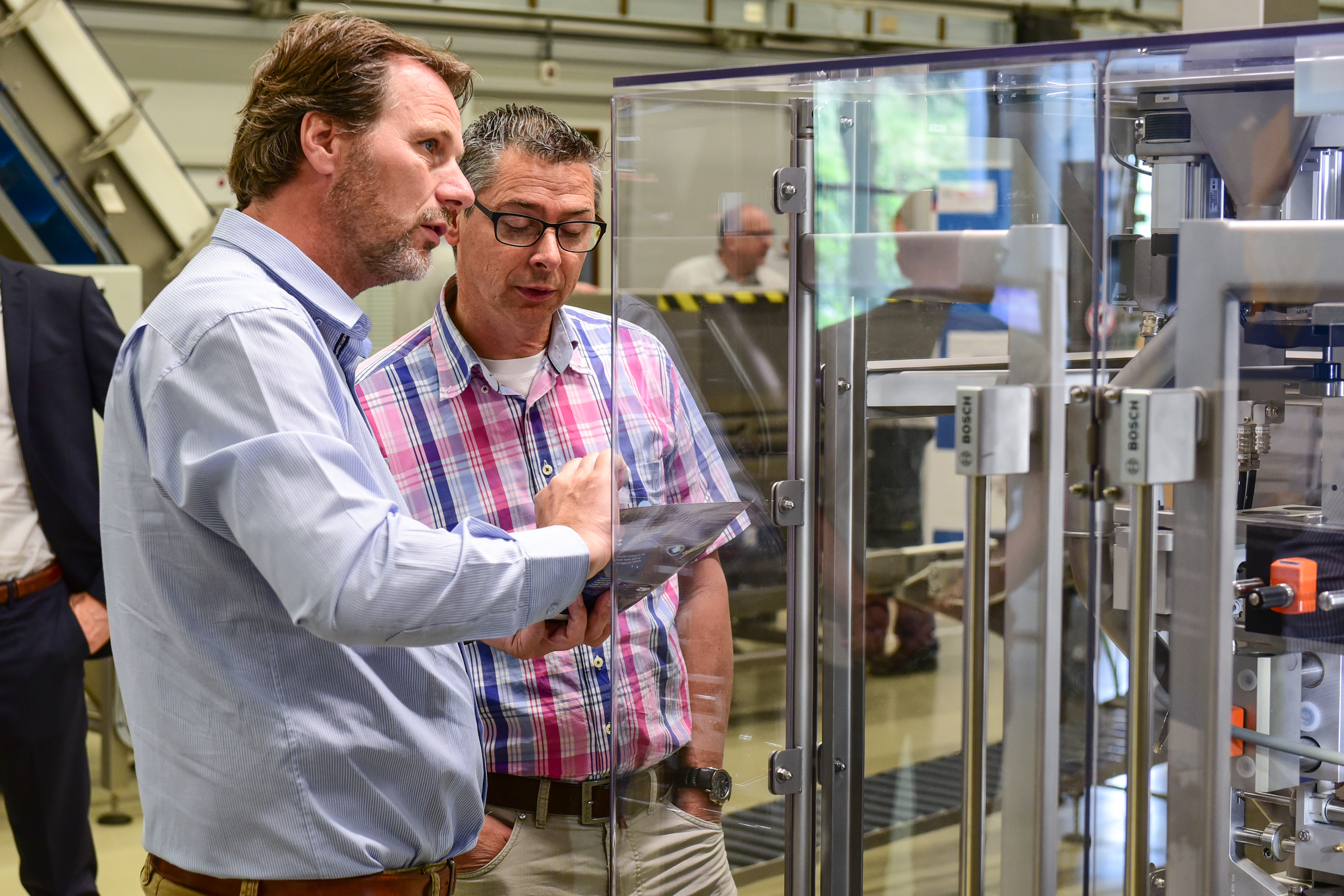 Experience Bosch's customer solutions center in Weert first-hand