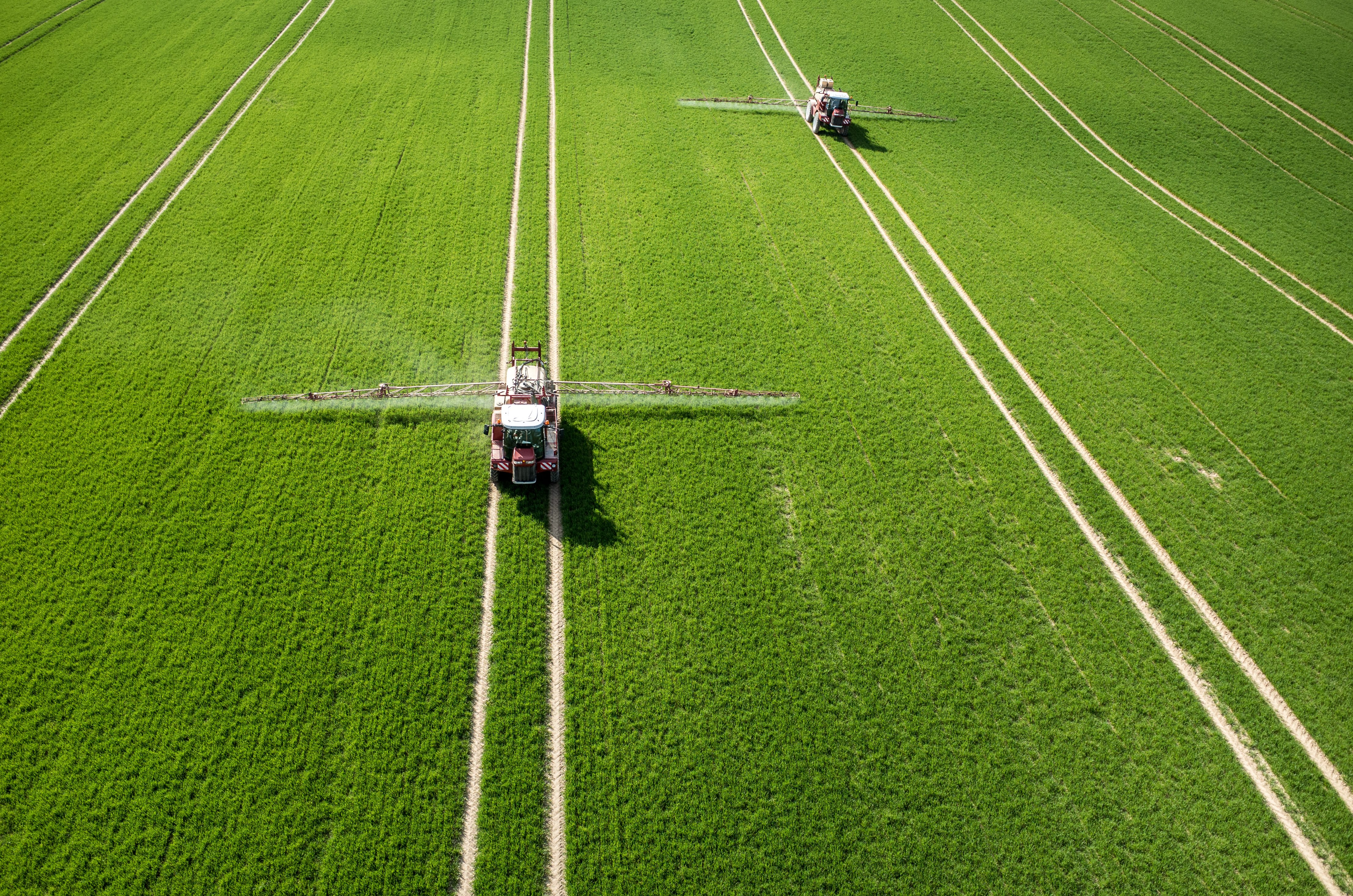 Less herbicides, more substainablity