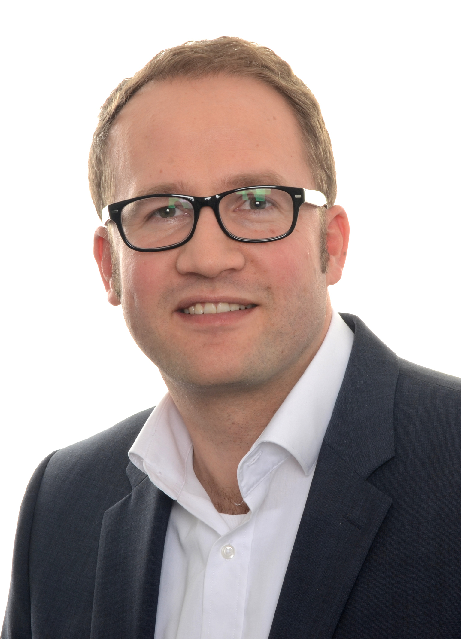 Dr. Jan-Philipp Weers, Projektleiter Bosch Secure Truck Parking, Bosch Service Solutions