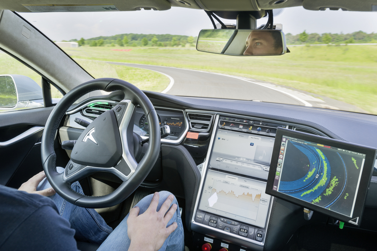 Bosch now testing automated driving on roads in China as well.