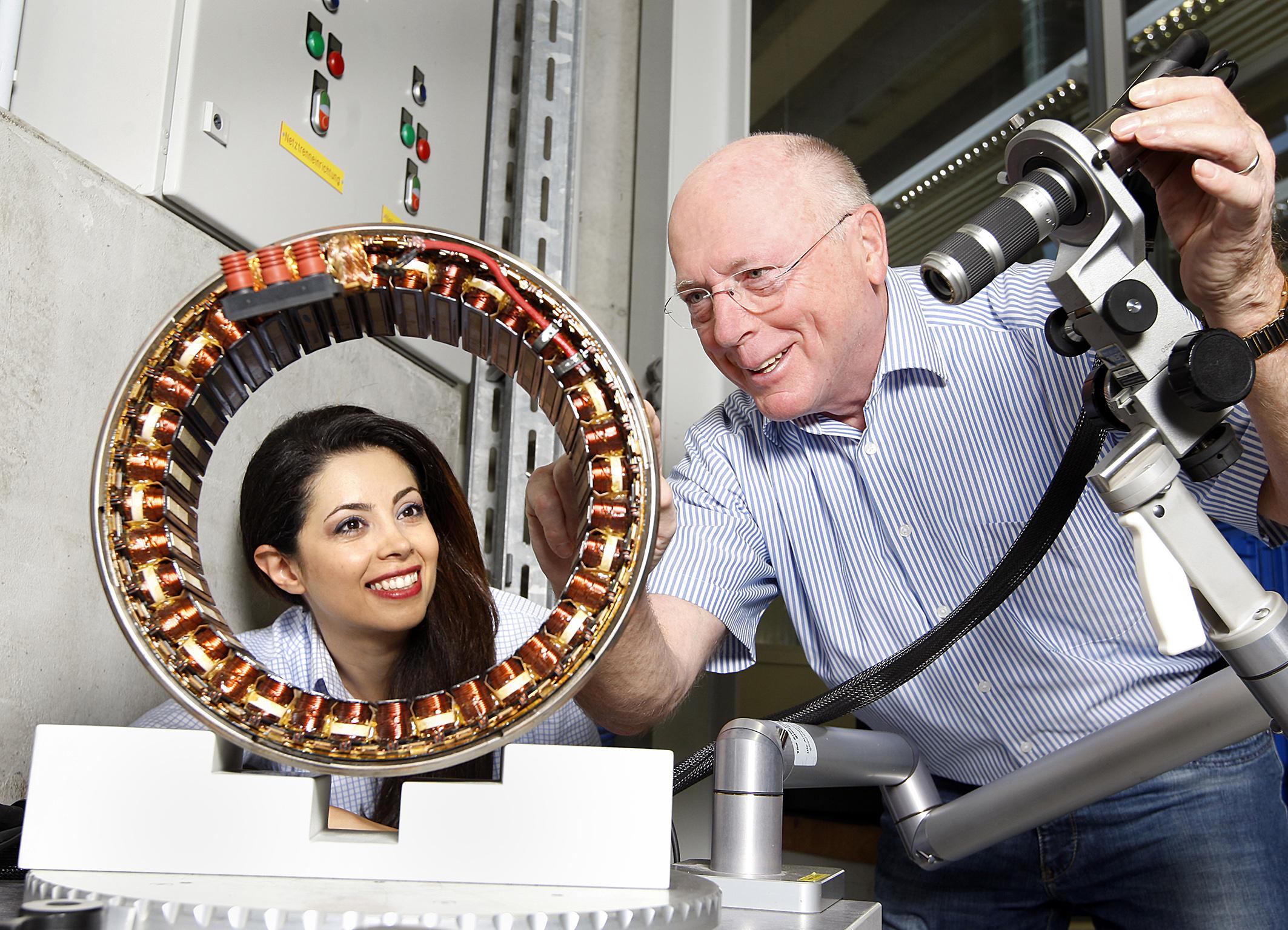 Seniorexperten bei Bosch