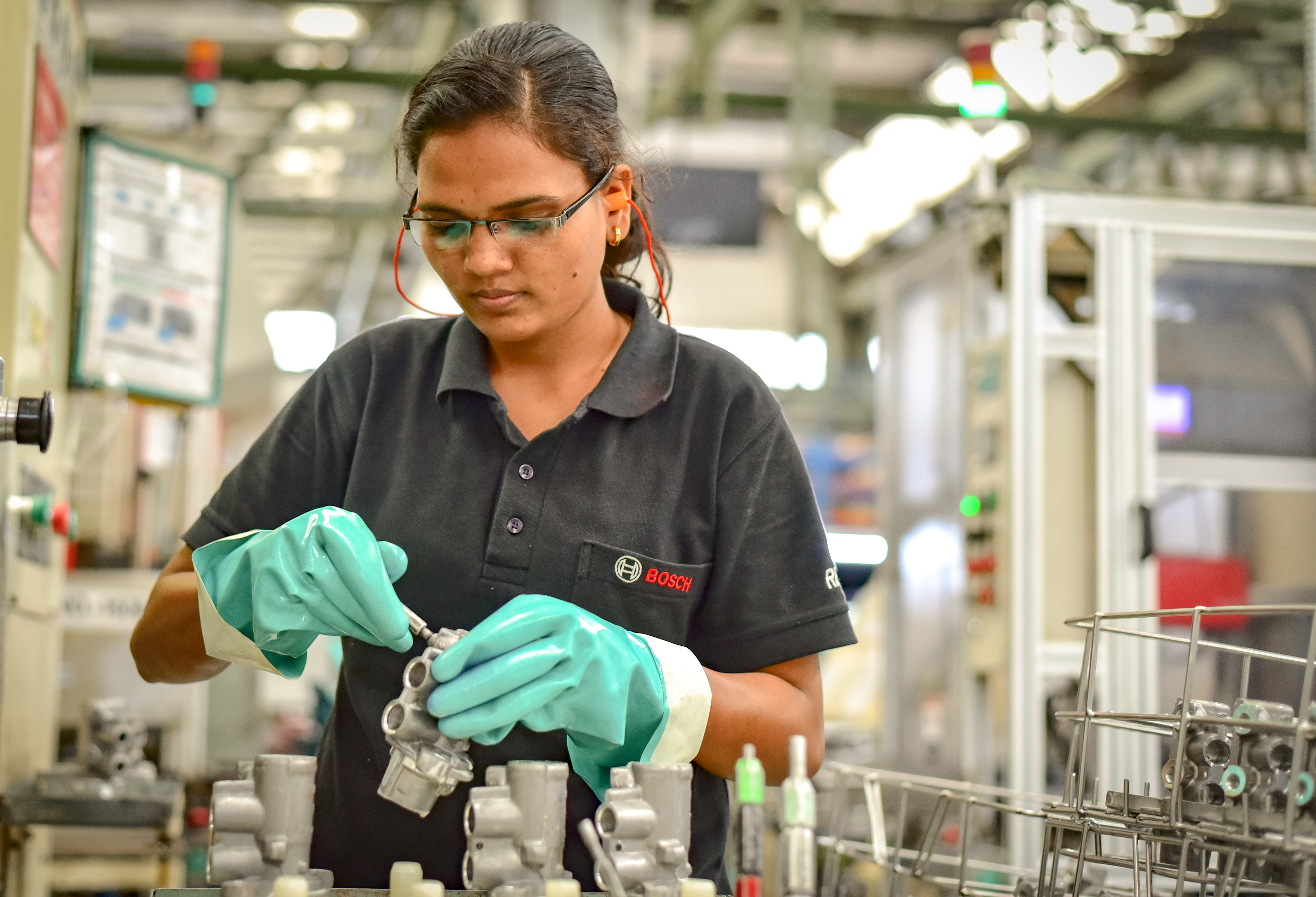 Bosch in India