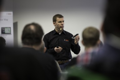 Bosch eBike Systems specialists explained the latest developments to retailers and provided expert tips about digitalisation.