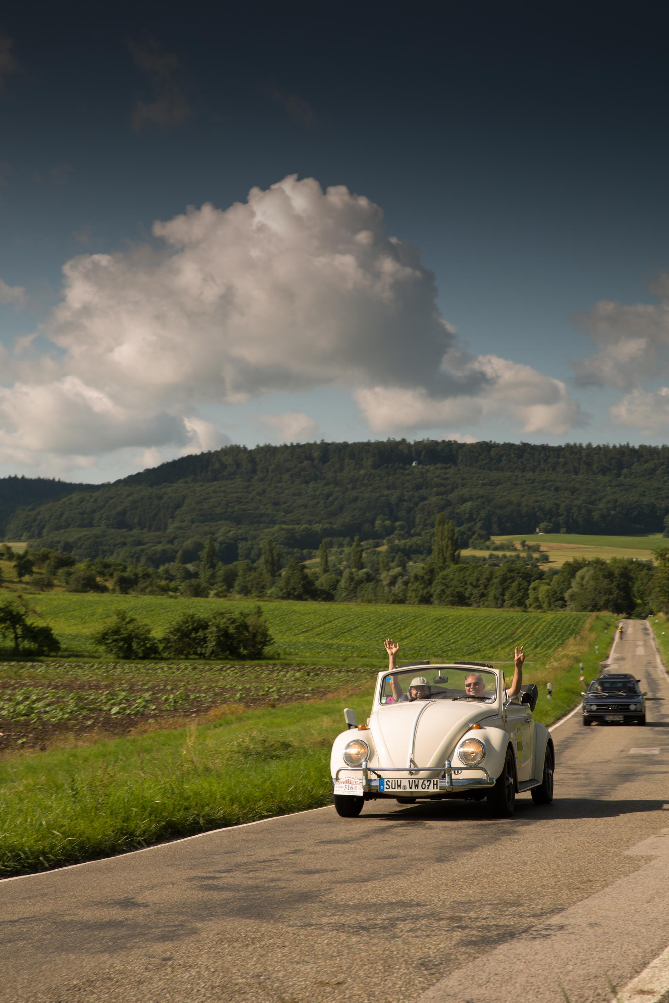 18. Bosch Boxberg Klassik Rallye vom 24. - 25. Juni 2017