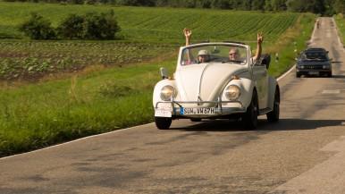"Unter dem Motto ""Endlich volljährig"" startet die  18. Bosch Boxberg Klassik-Rallye am 24. Juni 2017"