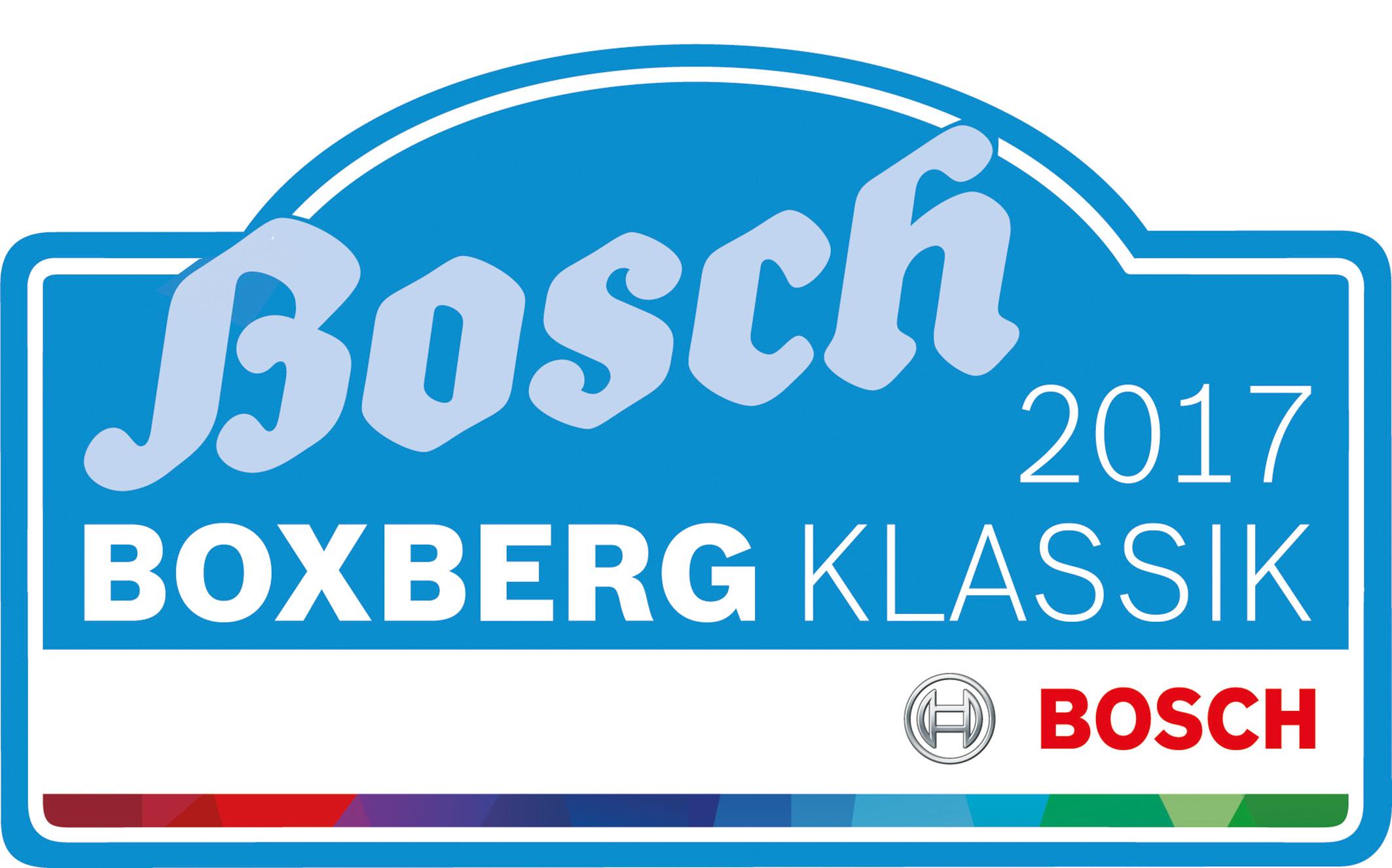 Die Bosch Boxberg Klassik Rallye startet 2017 bereits zum 18. Mal
