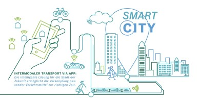 Intermodaler Transport in Smart Cities