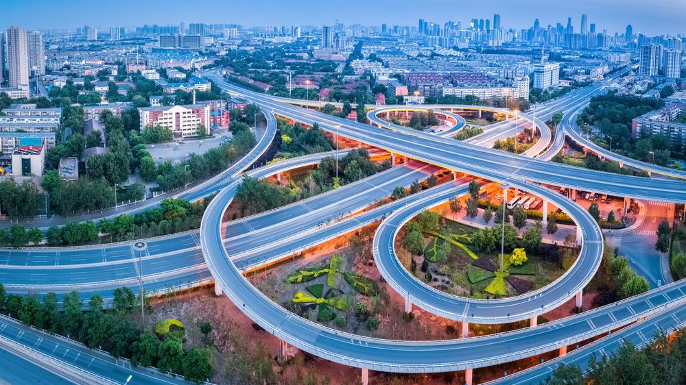Tianjin Verkehr