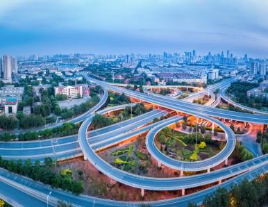 Tianjin wird zur Smart City