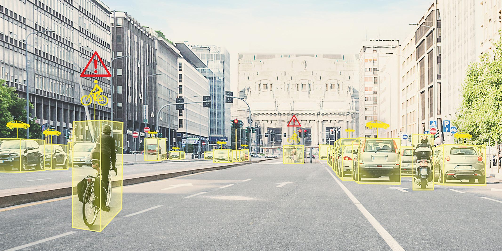 Bosch-Technik macht die Autos intelligent