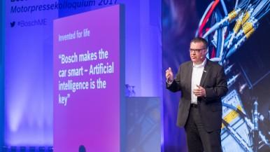 Bosch bringt Künstliche Intelligenz ins Auto