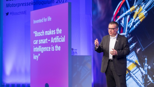 Bosch artificial intelligence