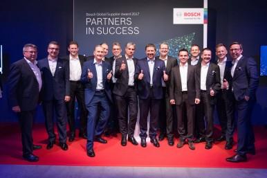 15. Bosch Global Supplier Award